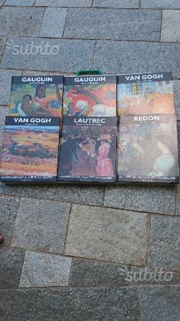Lotto 18 Volumi Gli impressionisti Fabbri Editori