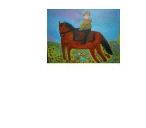 Quadri dipinti con spatola e pennello