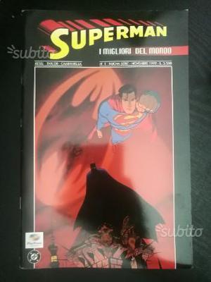 Superman - i migliori del mondo serie completa