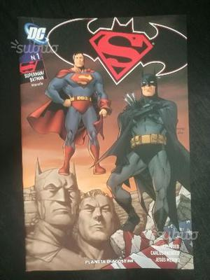 Superman/batman - serie completa da 1 a 6