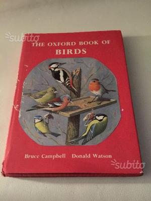 The Oxford book of Birds Bruce Campbell