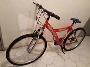 Bicicletta Mountain Bike di marca Shadow