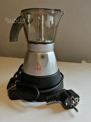 Caffettiera elettrica 3 tazze