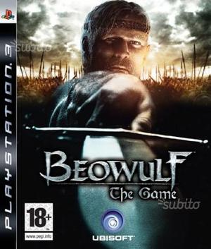 La leggenda di beowulf per ps3