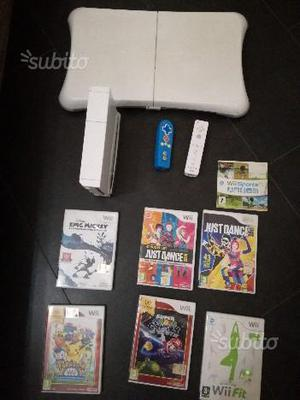 Wii nuovissima con accessori