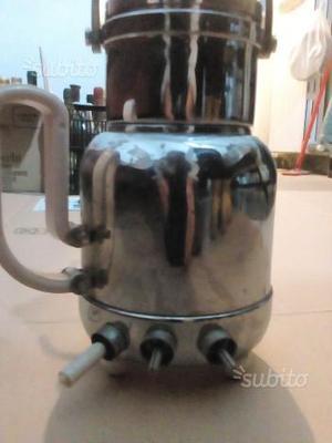 Antica caffettiera elettrica