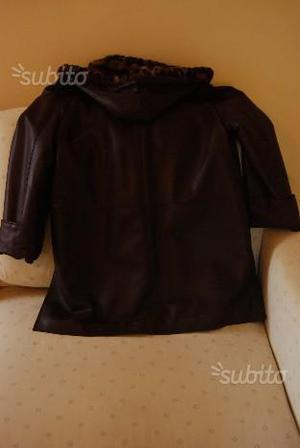 Cappotto e giacca in vera pelle