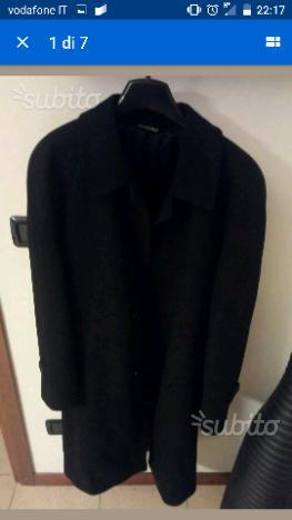 cappotti uomo inverno 2018 conbipel