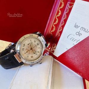 Cartier pashà cronografo
