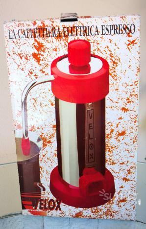 La Caffettiera Elettrica Espresso della VELOX