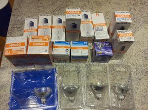 Lampadine vari tipi e voltaggio
