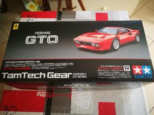 Macchina radiocomandata Ferrari Gto in kit
