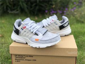 Nike Air Presto spento