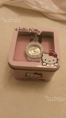 Orologi di hello kitty e winx