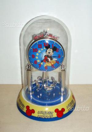Orologio Walt Disney Topolino da tavolo