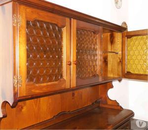 Cucina rustica legno massello con penisola posot class - Smontare cucina componibile ...