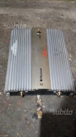 Vendo impianto stereo semiprofessionale di posot class - Impianto bose casa ...