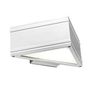 Lampada Applique Orizzontale Con Led Colore Bianco Per