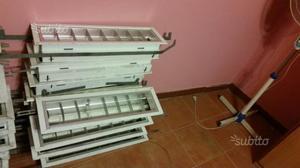 Plafoniera Neon 2x58w Disano : Plafoniera in acciaio disano likesx annunci gratuiti case