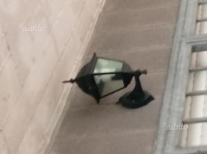 Lampade da esterno a muro