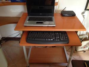 Tavolino porta computer pordenone posot class - Porta cartelle sospese ikea ...