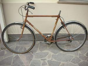 """bicicletta da uomo sottodimensionata con ruote da 26"""""""