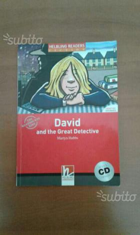 David and the Great Detectice Helbling Languages