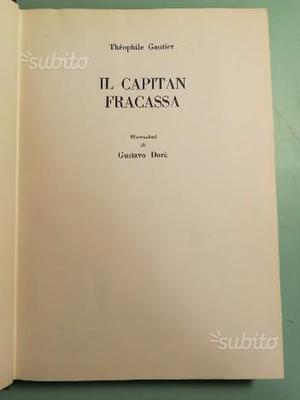 Il capitan Fracassa - Théophile Gautier