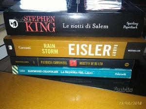 Libri gialli autori stranieri