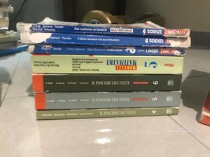 Libri scolastici triennio liceo