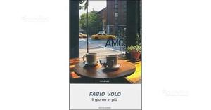 """Libro Fabio Volo: """"Il giorno in più"""""""