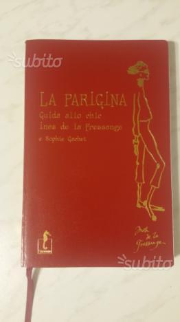 """Libro """"La Parigina. Guida allo chic"""""""