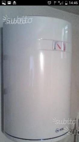 Scaldabagno elettrico boiler ocean a5 vetrificato posot - Scaldabagno elettrico non si accende ...