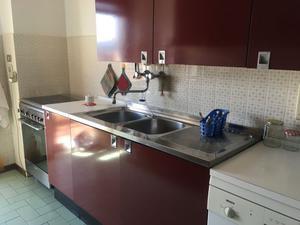 mobili cucina + cucina a gas + lavastoviglie