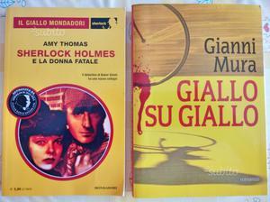 G.Mura Giallo su Giallo / A.Thomas Sherlock Holmes