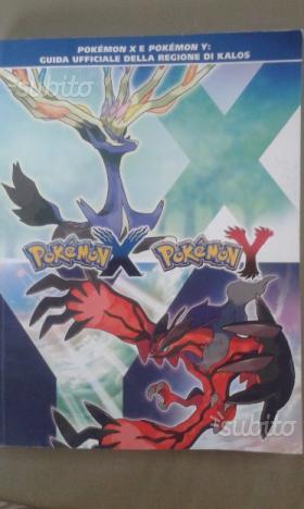 Guida ufficiale Pokemon X eY