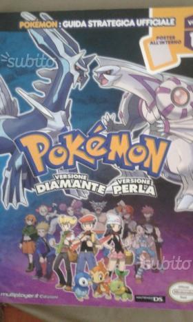 Guida ufficiale Pokemon diamante e perla