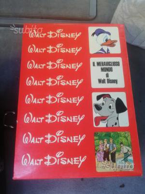 Il meraviglioso mondo di walt Disney vintage