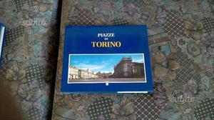 Libro Piazze di Torino