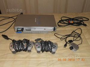 Playstation 2 joypad con 31 giochi originali