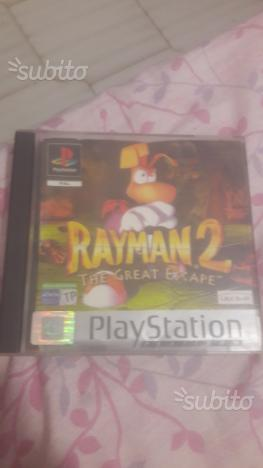 Rayman 2-The great escape Ps1