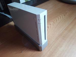 Wii completa di giochi e accessori