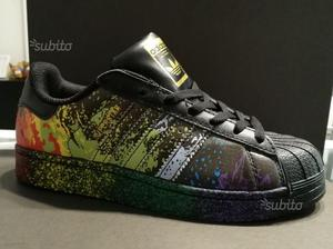 adidas superstar nere limited edition