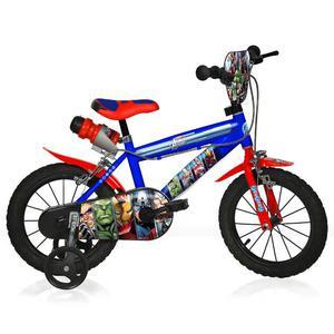 Bicicletta The Avengers Per Bambino 14Â? 2 Freni 414u-av