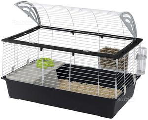 Ferplast Casita 100 Gabbia Per Coniglio Roditori