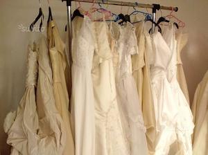 Stock abiti sposa,sposo,cerimonia