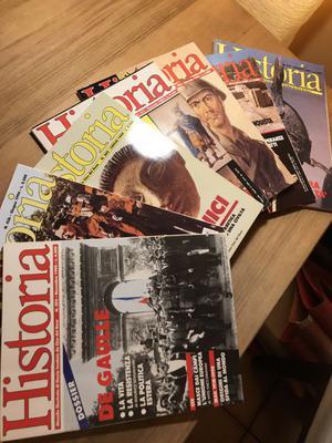"""Collezione riviste d'epoca """"HISTORIA"""""""