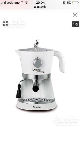 Moka/caffettiera ariete nuova