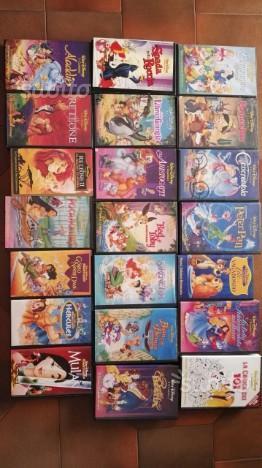 VHS Classici Disney