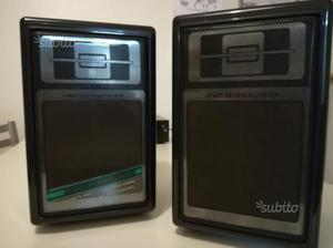 Casse stereo Philips anni '90
